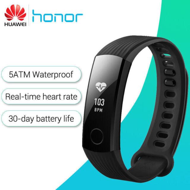 🌟 Original Huawei Honor Band 3 Fitness Tracker IP67 Smart Watch - NEU 🌟