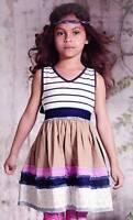 Jak & Peppar Follow Your Heart Tunic Top Dress Sz 12 Yrs.