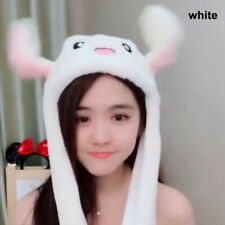 Deluxe Plush Animal Hat With Moving Ears