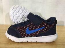 Nike Shoes Baby Toddler Size 4C Blue Orange