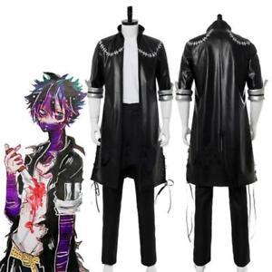 Boku No My Hero Academia Dabi Outfit Leather Jacket Set ...