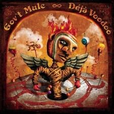 2 CD (NEU!) . GOV'T MULE (Warren Haynes) - Deja Voodoo (2006 Govt mkmbh
