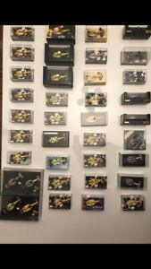 Jordan-Grand-Prix-Formula-1-Racing-Cars-Collection-Escale-1-43