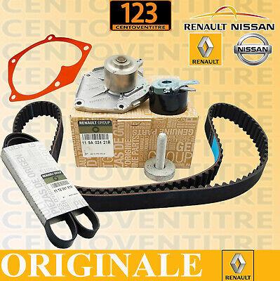 Pompa Acqua 7701478031-7701477028 Kit Distribuzione