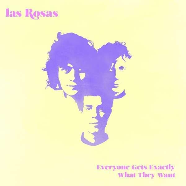 Rosas, las - Todos Gets Exactly Qué The New CD