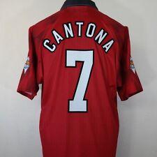 Manchester United Hogar Camiseta De Fútbol Adulto Grande desde #7 1996/1998