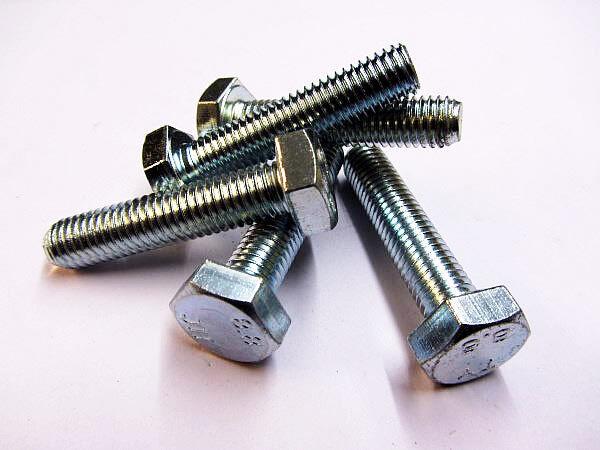 outlet en venta mejor mayorista precio bajo 45mm x M10 Exhaust Hex Head Bolt Hexagon Bolts Setscrews Flange Set Variety  Pack