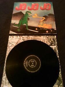 JA JA JA - S / T LP + INNER!!! ORIGINAL GERMANY ATA TAK