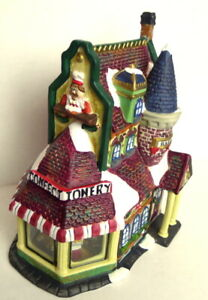 Confectionery-Bake-Shop-Grandeur-Noel-Bakery-Christmas-Village-2000