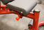 Body-Solid-Adjustable-Incline-Decline-Flat-Weight-Bench-w-Wheels thumbnail 6