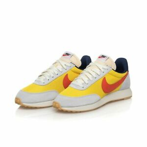 free shipping df007 e3f43 Details about Nike Air Tailwind 79 Tour Yellow BLue Tint Shoes Mens sizes