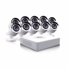 New Swann SWDVK-161510W-CA 16 Channel D1 500GB Security DVR w 10x 650TVL Cameras