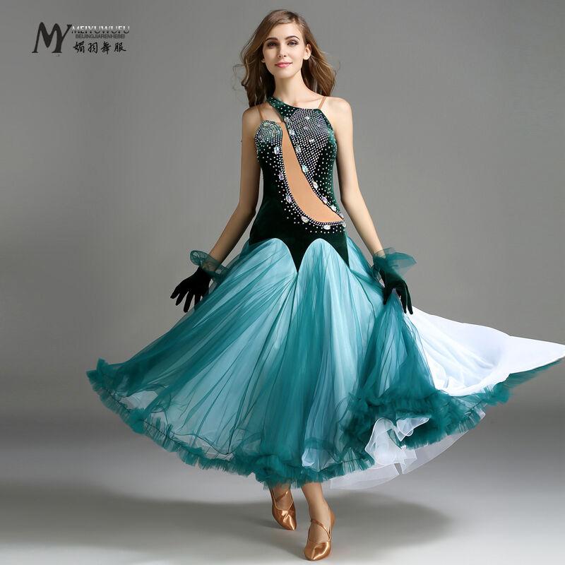 NEU Latino salsa Kleid TanzKleid Standard Standard Standard LatinaKleid Latein Turnierkleid  MY746 | Authentische Garantie  | Sofortige Lieferung  c18b32