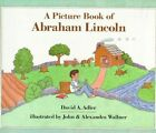 a Picture Book of Abraham Lincoln   David A. Adler PB 0823408019 BNT