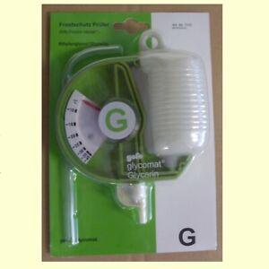 gefo-glycomat-Kuehler-Frostschutzpruefer-Frostschutz-Pruefer-fuer-G13-Glycerin