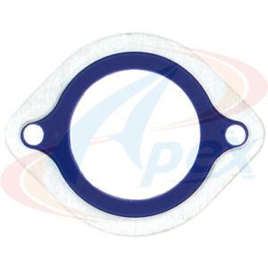 Engine Coolant Thermostat Housing Gasket Apex Automobile Parts AWO2090