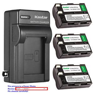 Kastar-Battery-AC-Wall-Charger-for-Original-EN-EL3-EL3a-amp-OEM-Nikon-MH-18a