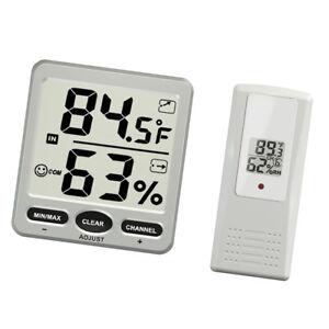 Wetter wireless thermo-hygrometer fernbedienung für ws-07 wetterstationen