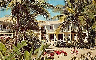 Suva Fiji 1950 60s Postcard Korolevu Beach Hotel Ebay