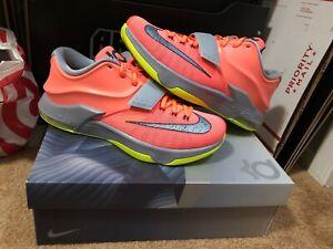 New Nike KD VII 7 35,000 Degree Bright