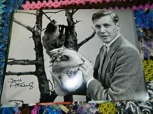 SIR-DAVID-ATTENBOROUGH-SIGNED-PHOTO-16-x-12-PLANET-EARTH-2-W-COA-IDEAL-XMAS-GIFT