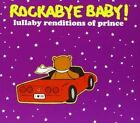 Rockabye Baby Lullaby CD Renditions of Prince Christening Gift