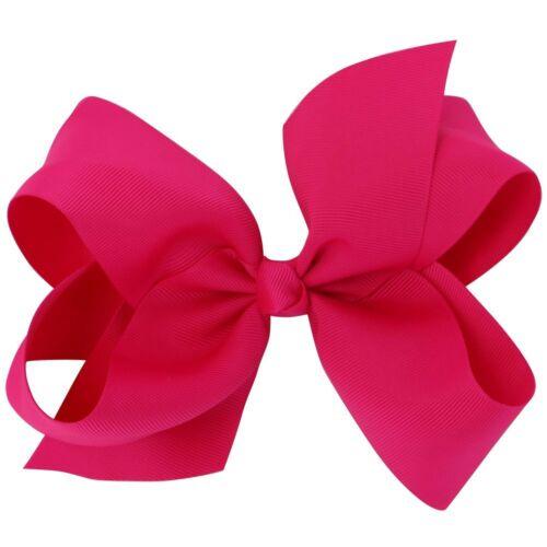 Lazos Para El Cabello De 6 Pulgadas Para Ninas Grosgrain Ribbon Gran Boutiqu...