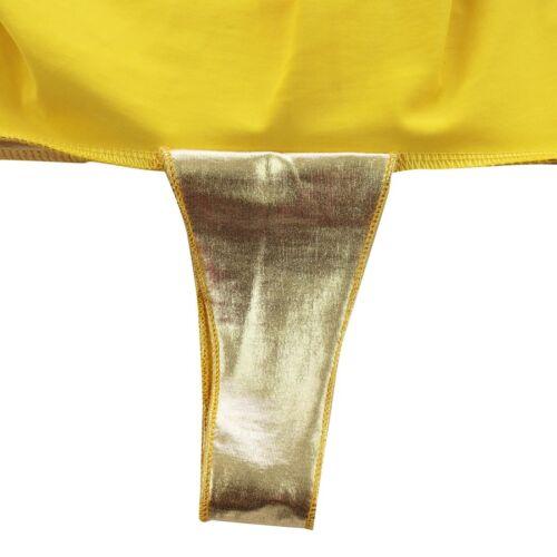 Femmes Cuir Brillant Flare plissé Micro Mini Jupe Robe Fantaisie Danse clubwear