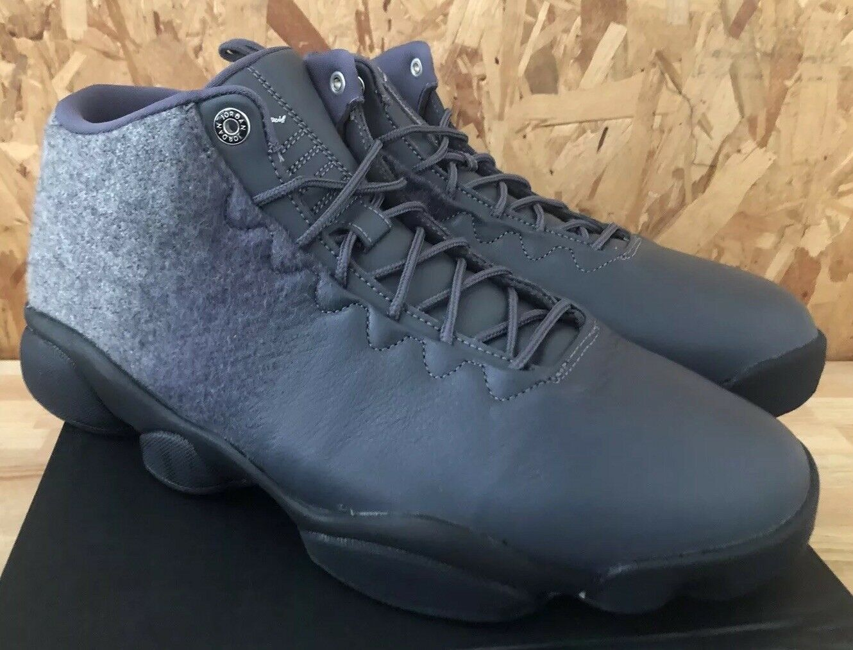 Jordan Horizon Niedrig Premium 13 Dark Grau Metallic Silver Sz 13 Premium NIB 2b73ae