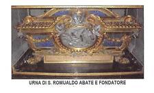 """OLD nice italy rare Holy cards""""H6869"""" san romualdo"""