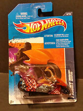 2011 Hot Wheels #124 Dragsterz 4/10 - Fright Bike