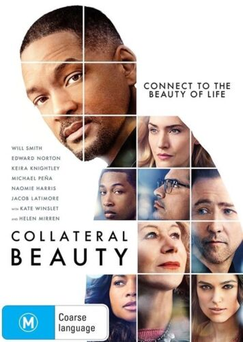 1 of 1 - Collateral Beauty (DVD, 2017) NEW