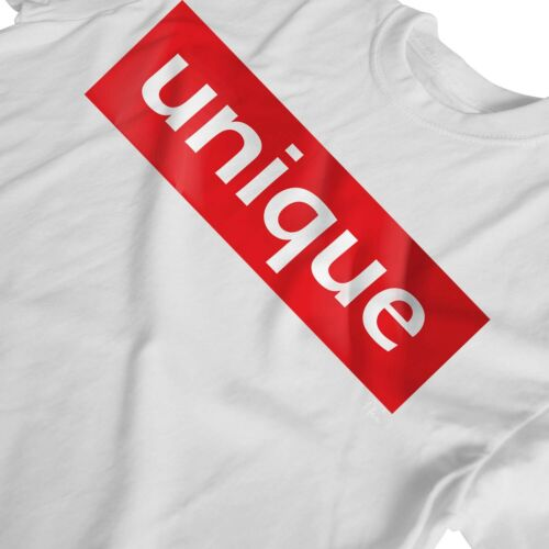 Details about  /1Tee Womens You are Unique  T-Shirt