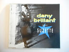 DANY BRILLANT : SUZETTE [ CD-MAXI PORT GRATUIT ]