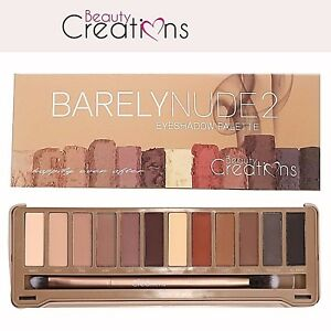 Neutral-Eye-shadow-Palette-Beauty-Creations-Barely-NUDE-2-Eyeshadow-Palette