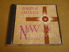 CD / SIMPLE MINDS - NEW GOLD DREAM (81-82-83-84)