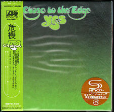 Yes , Close to the Edge  ( SHM-CD_Limited Edition_Japam )