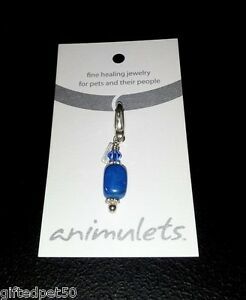 Turquoise-Howlite-Animulet-Fine-Healing-Jewelry-for-Pets
