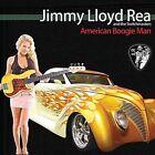 American Boogie Man by Jimmy Lloyd Rea (CD, Sep-2012, Blues Hat)