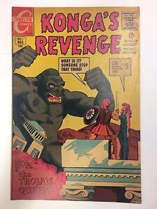 Konga-039-s-Revenge-1-Comic-Book-Charlton-1968