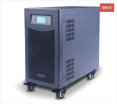 6kva hybrid solar inverters good for solar application or UPS this week special