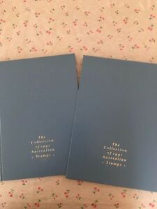Collection-of-1991-Australian-Post-Year-Book-Album-with-Stamps-Deluxe-Edition
