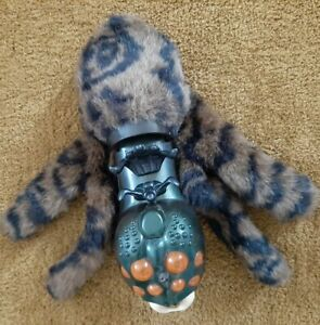 1984-Coleco-Sectaurs-Warriors-Trancula-Tarantula-Spider-Hand-Puppet-Toy