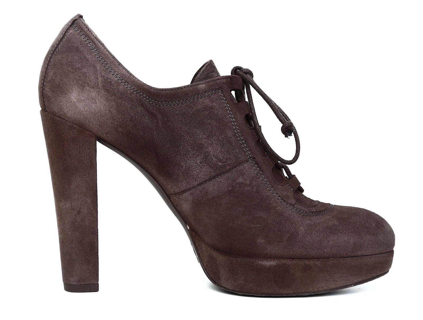 Stuart Weitzman Upstream Suede High Heel Heel Heel Londra femmes Sz 8 M 5919 f7f5c1