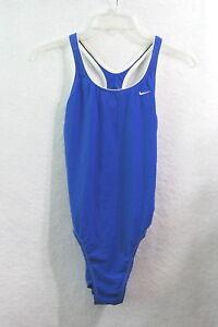 Women-039-s-Nike-Bathing-Suit-Swimsuit-Size-14