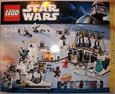 LEGO Star Wars Limited Edition Set #7879 Hoth Echo Base - NEW & SEALED!