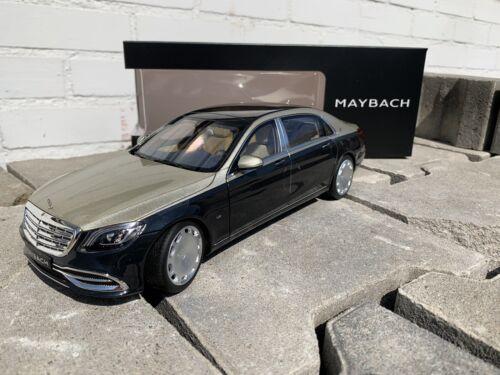 Mercedes Benz Maybach S650 Norev 1:18 Modell B66960615 Neuheit X222