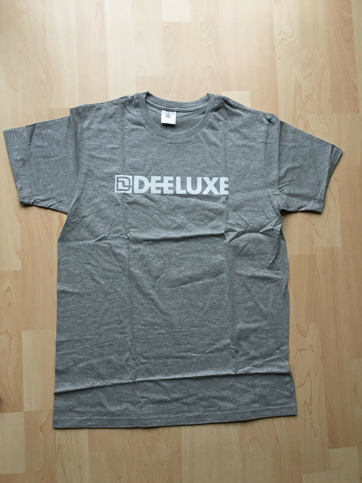 Original DEELUXE T-shirt pour Snowboarder, NEUF!%% gris, taille M, NEUF!%% Snowboarder, 670df3