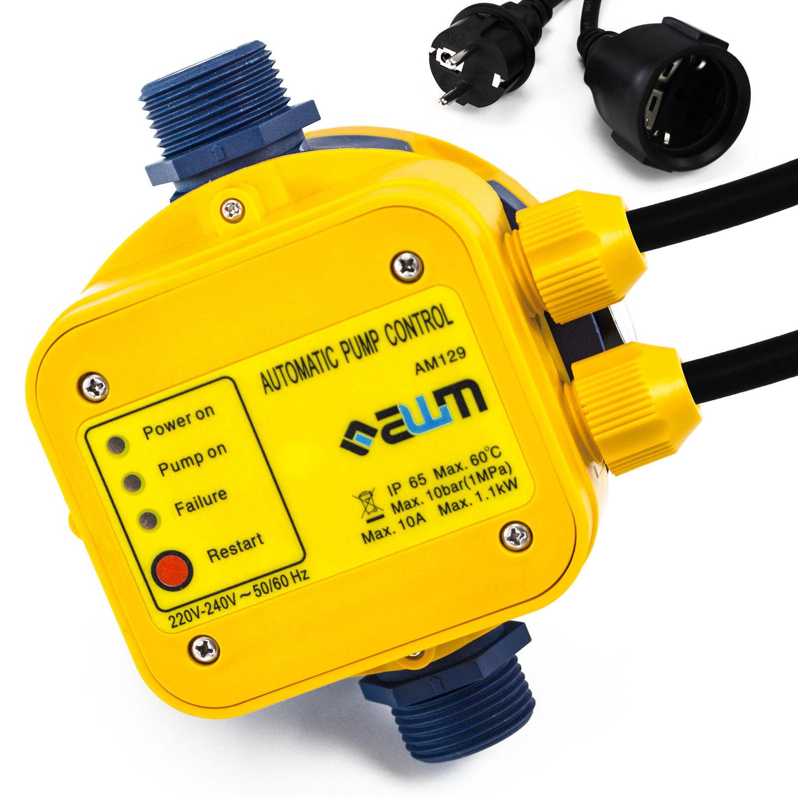 AWM pompe controllo pompe am-129 INTERRUTTORE DI PRESSIONE acqua domestica di regolatore di pressione