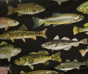 Catch-of-the-Day-fish-black-Benartex-fabric